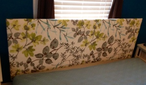 Our new headboard!!!