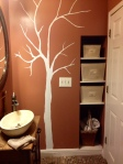 A Tree Mural Anyone Can Do