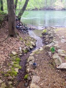 Man Made Ocoee Creek