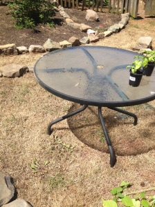 Why does most patio furniture come in black?